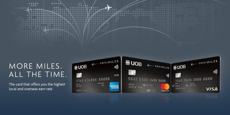 Kartu Kredit UOB