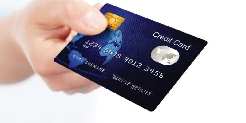 Menyertakan Kartu Kredit Bank Lain
