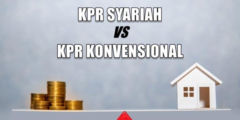 Perbedaan KPR Syariah & KPR Konvensional