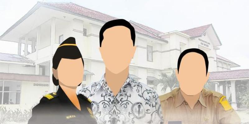 Memiliki Status Pegawai Tetap Pemerintahan maupun Swasta