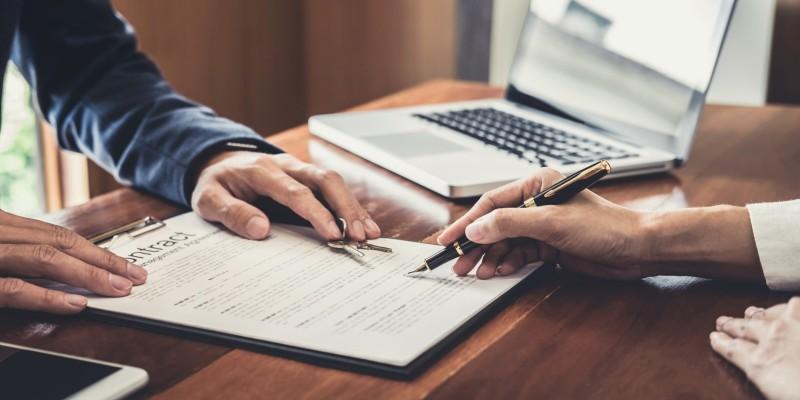 Mengisi Formulir Pengajuan Kredit Motor