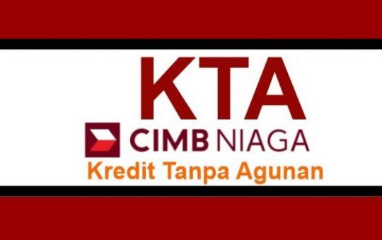 Cara Pengajuan Kredit Tanpa Agunan CIMB Niaga