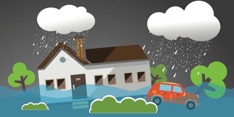 Memberikan Tempat Tinggal Sementara Ketika Terjadi Bencana