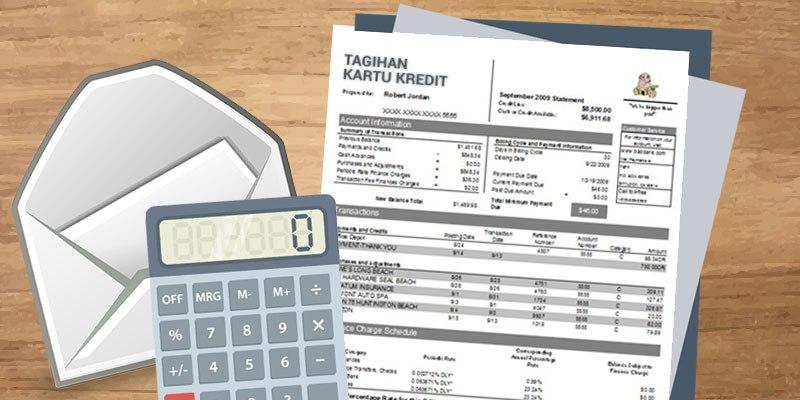 Selalu Mencetak Bukti Transaksi Pembayaran Online Dengan Kartu Kredit