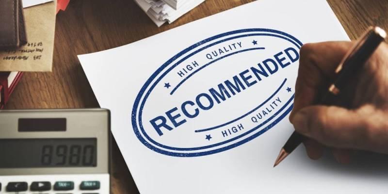 Surat Rekomendasi dari Atasan Tempat Bekerja