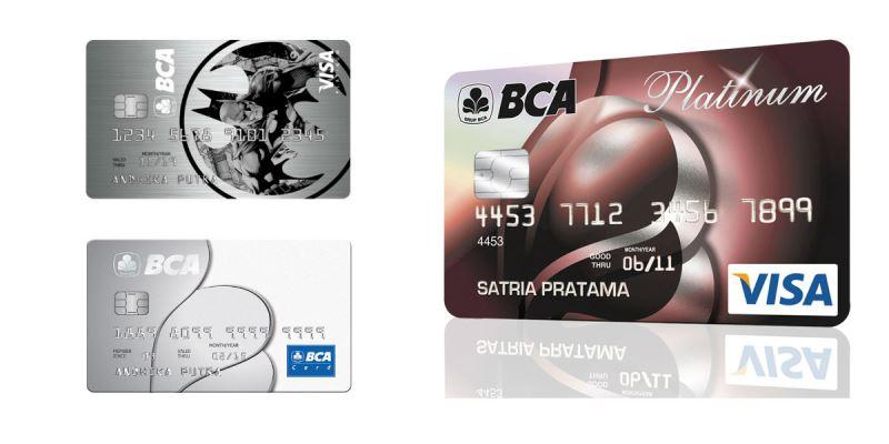 Jenis Kartu BCA
