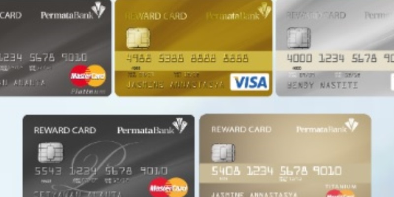 Jenis Kartu Kredit Permata Bank