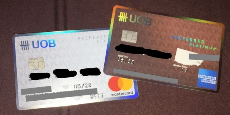Jenis Kartu Bank UOB