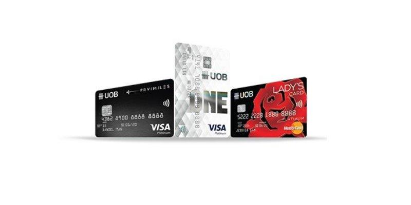 Jenis Kartu Kredit Bank UOB