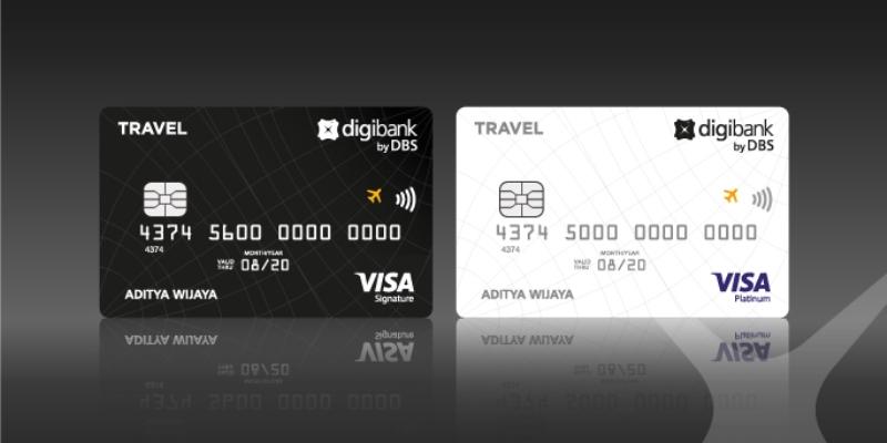 Jenis Kartu Kredit DBS Digibank
