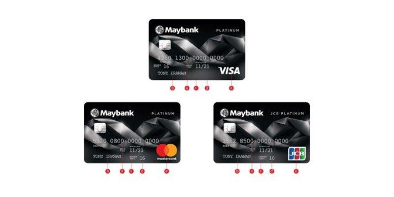 Jenis Kartu Kredit Maybank